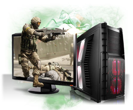 Used Desktop Gaming Pc